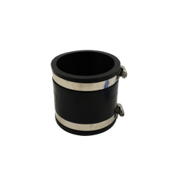 Air Aqua flexible rubber sock / socket 90 mm