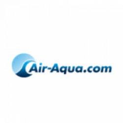 Air-aqua rubber T-piece