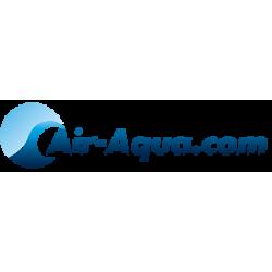 Air aqua flexible rubber sock